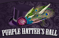 Purple Hatters Ball