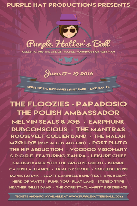 Purple Hatters Ball 2016